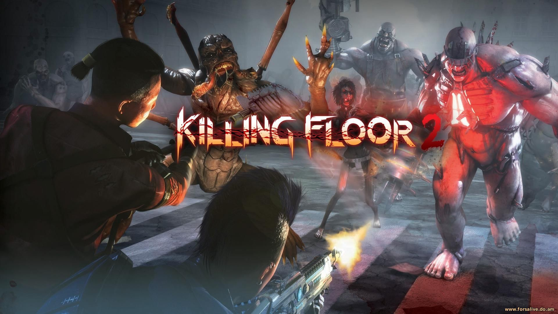 Killing Floor 2 Wallpapers Images Photos Pictures Backgrounds