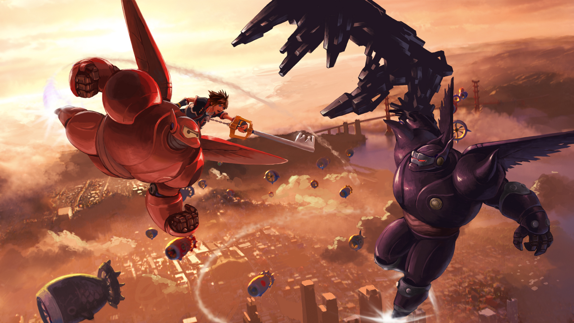 Kingdom Hearts 3 Photos
