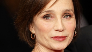 Kristin Scott Thomas Hd Wallpaper