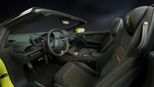 Lamborghini Huracan Rwd Spyder Images