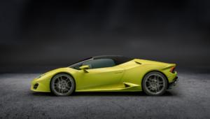 Lamborghini Huracan Rwd Spyder Wallpaper