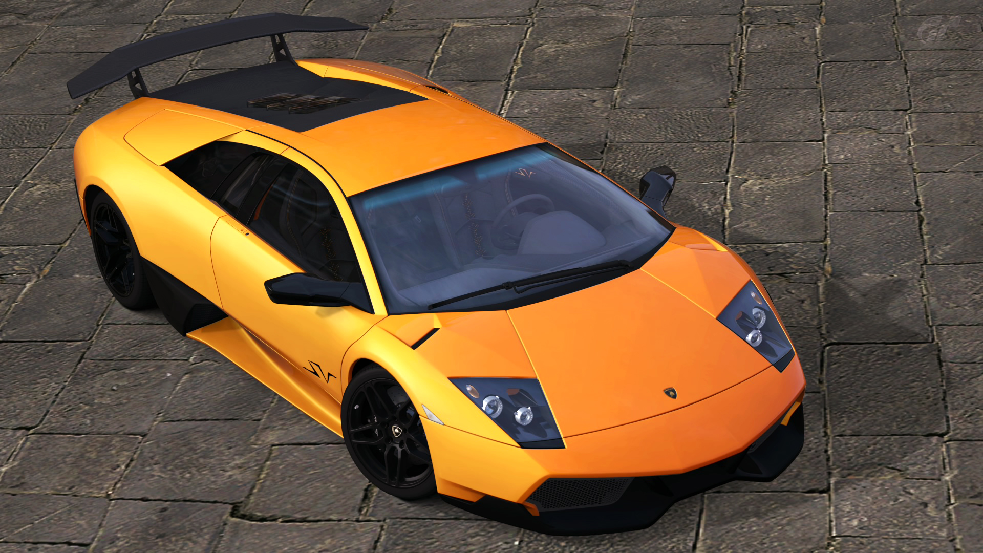 Lamborghini Murcielago 4k