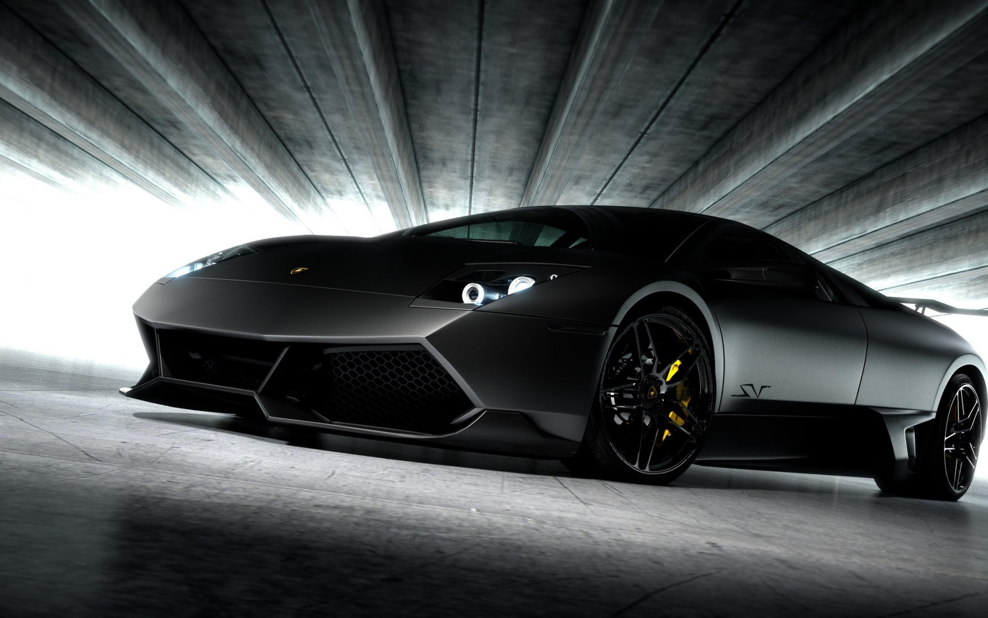 Lamborghini Murcielago Desktop
