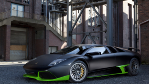 Lamborghini Murcielago Download