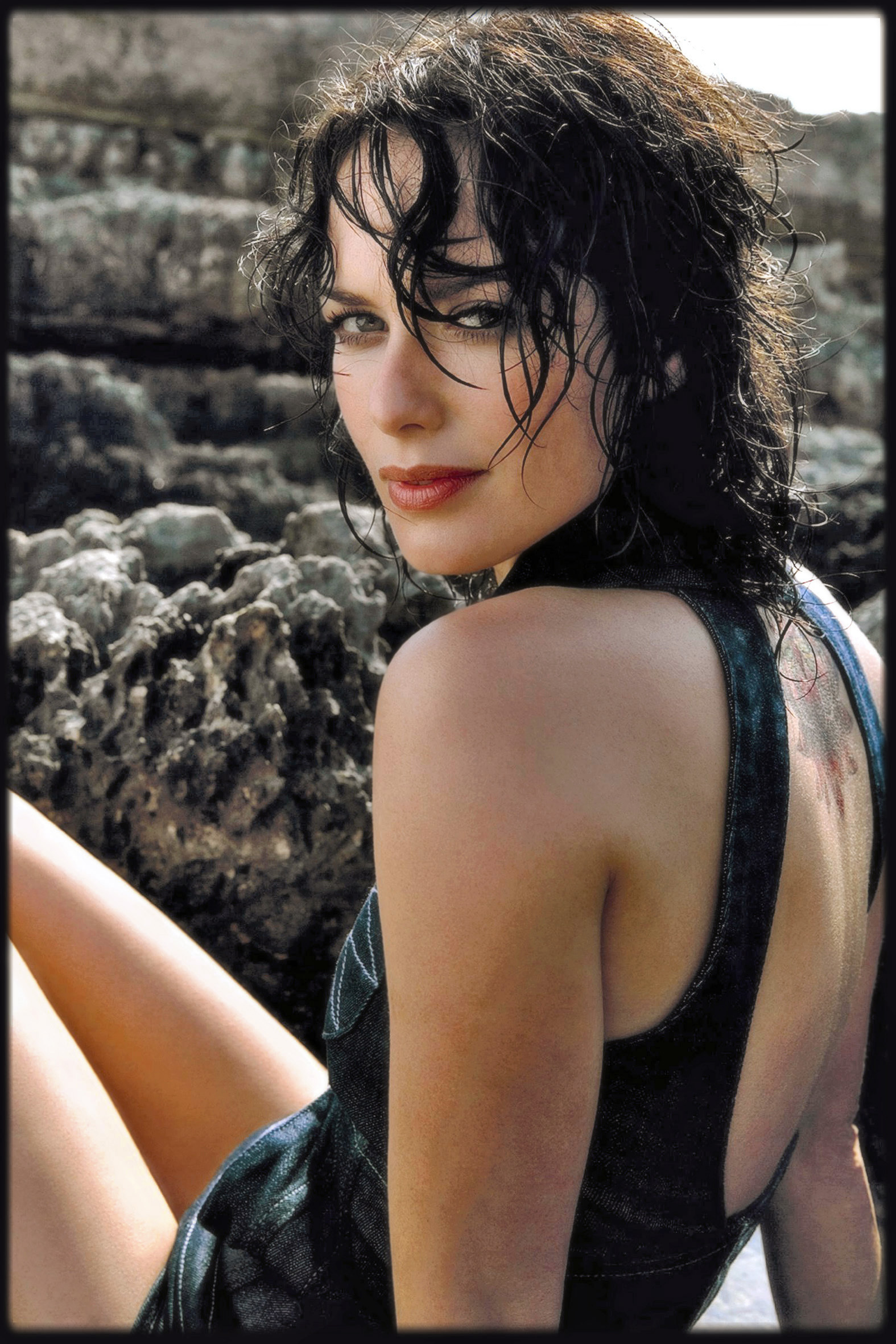 Lena Headey Iphone Hd Wallpaper