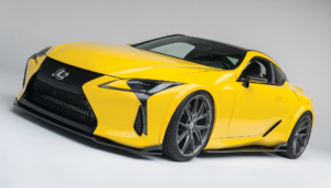 Lexus Lc 500 Wallpapers