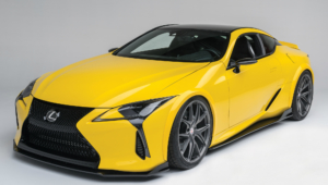 Lexus Lc 500 Wallpapers Hd