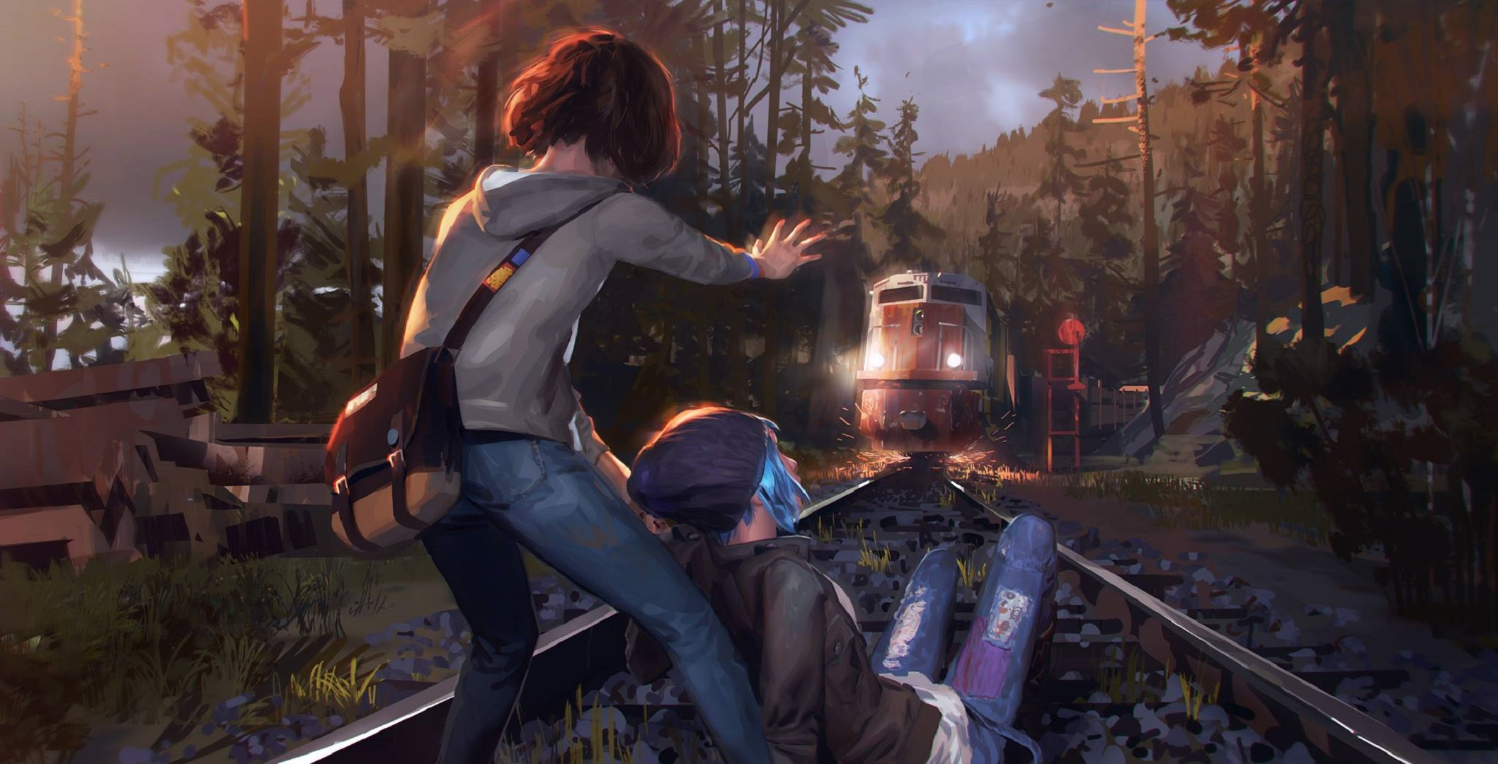 Life Is Strange Background