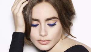 Lily Collins Widescreen