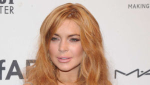 Lindsey Lohan Hd Wallpaper
