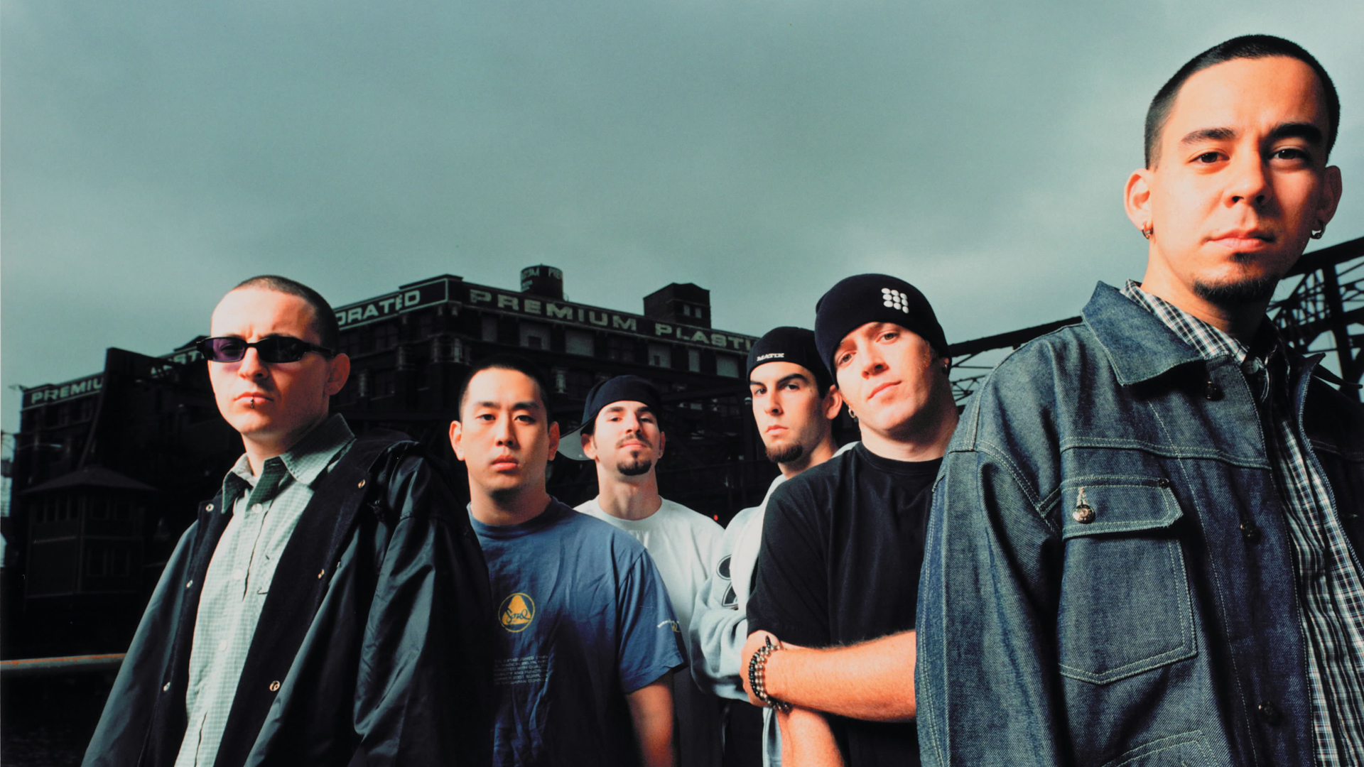Linkin Park Computer Wallpaper