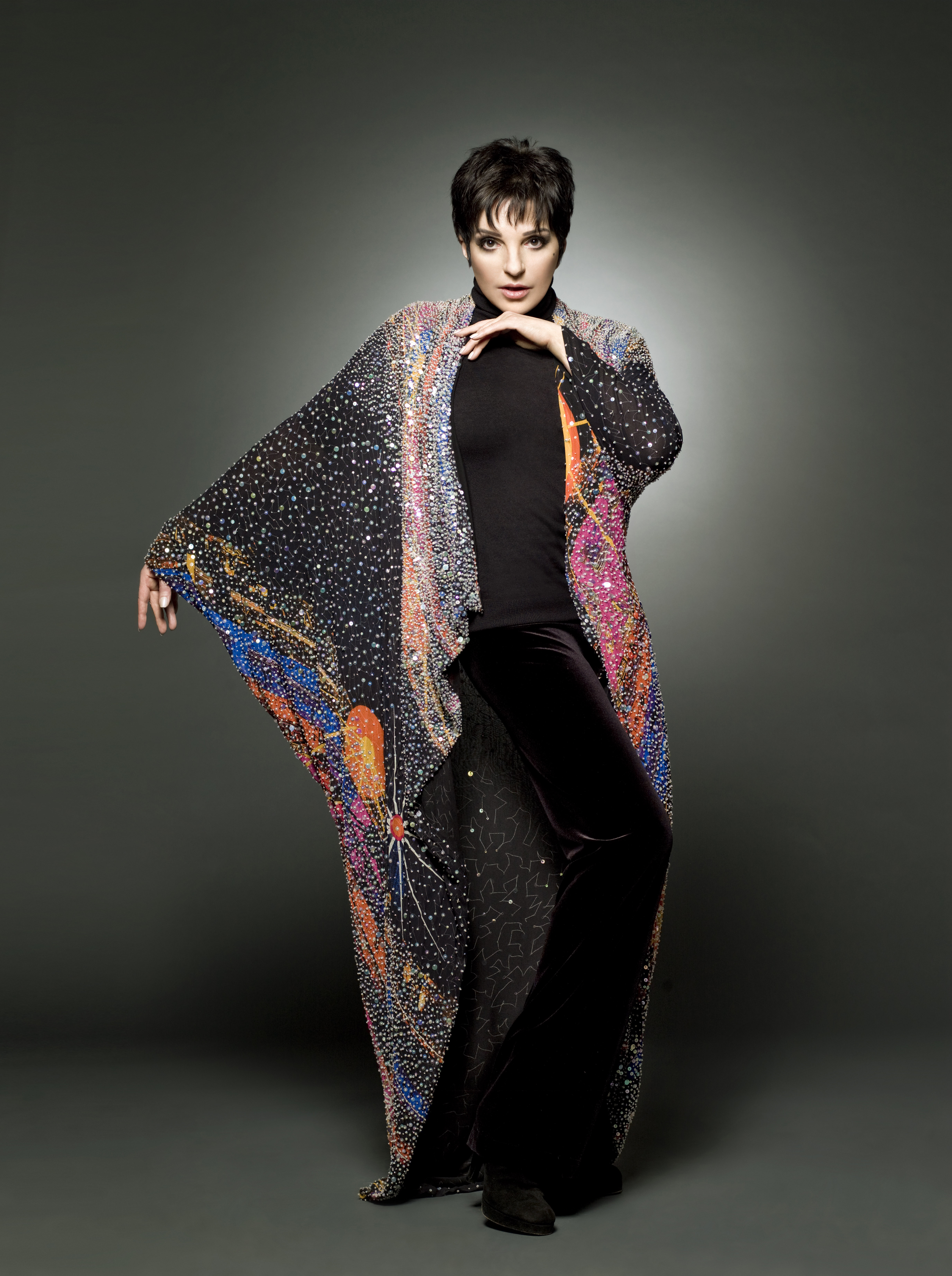 Liza Minnelli Iphone Hd Wallpaper