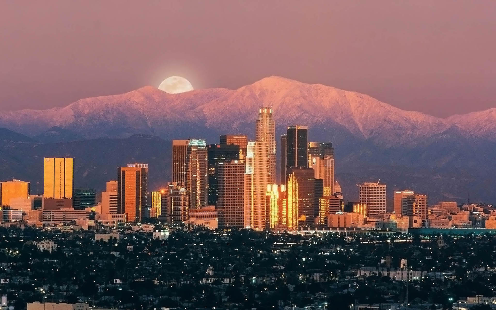 Los Angeles Sexy Wallpapers