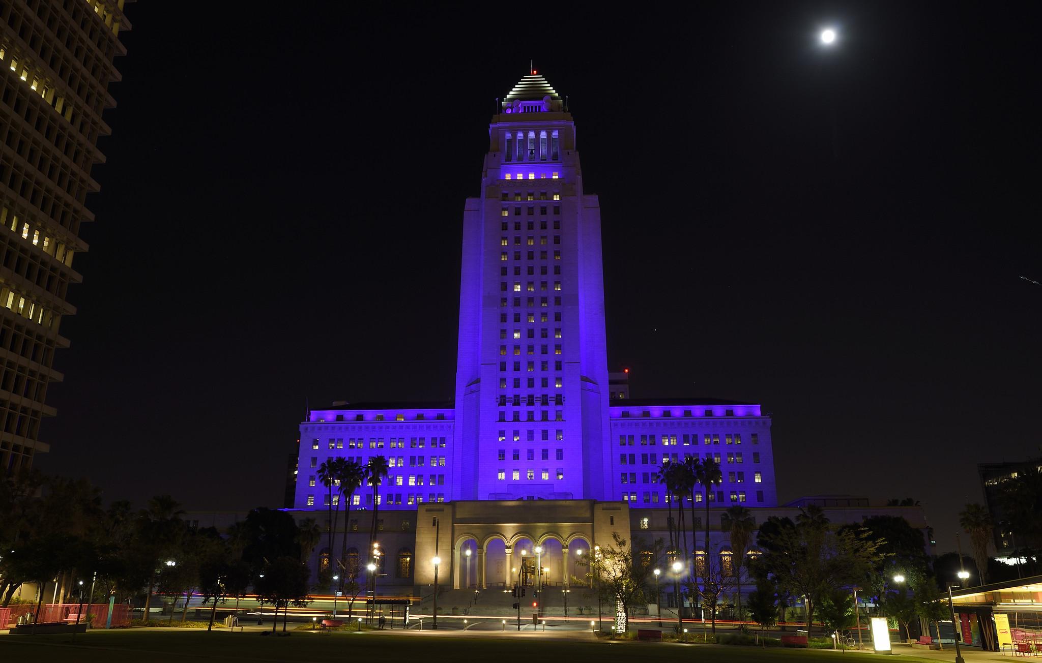 Los Angeles Widescreen