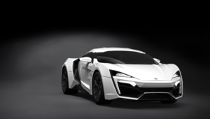 Lykan Hypersport Wallpapers