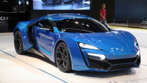Lykan Hypersport Widescreen