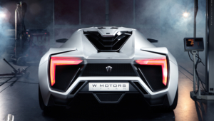 Lykan Hypersport Makeup