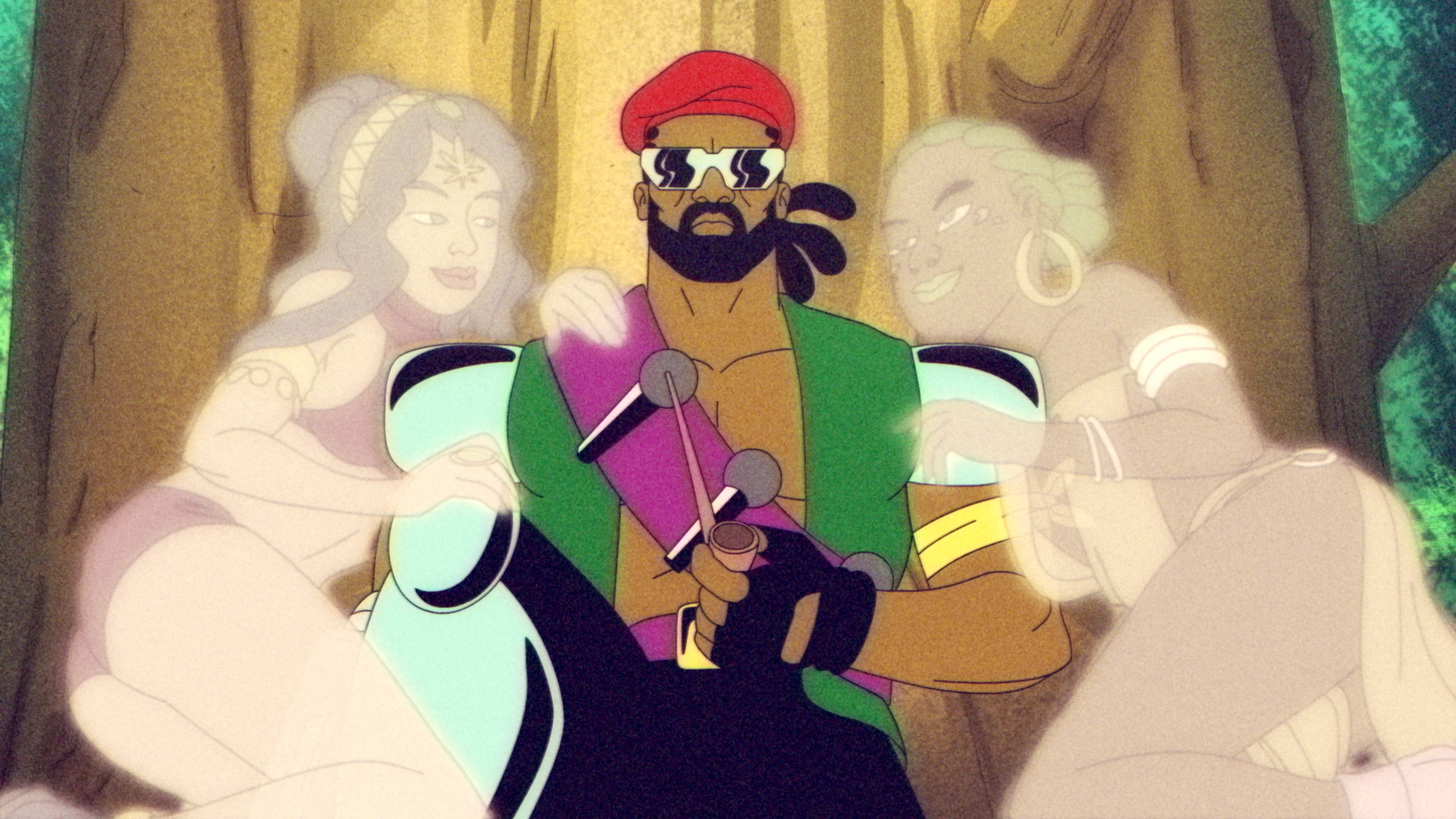 Major Lazer Wallpaper