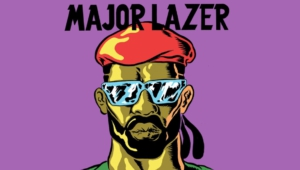 Major Lazer For Desktop