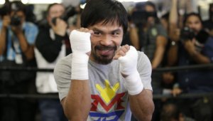 Manny Pacquiao Background