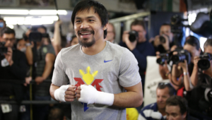 Manny Pacquiao Hd Desktop