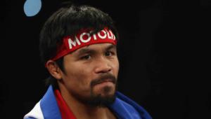 Manny Pacquiao Photos