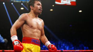 Manny Pacquiao Widescreen