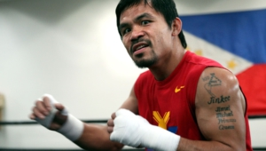 Manny Pacquiao Hairstyle