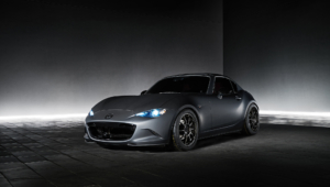 Mazda Mx 5 Roadster Wallpaper