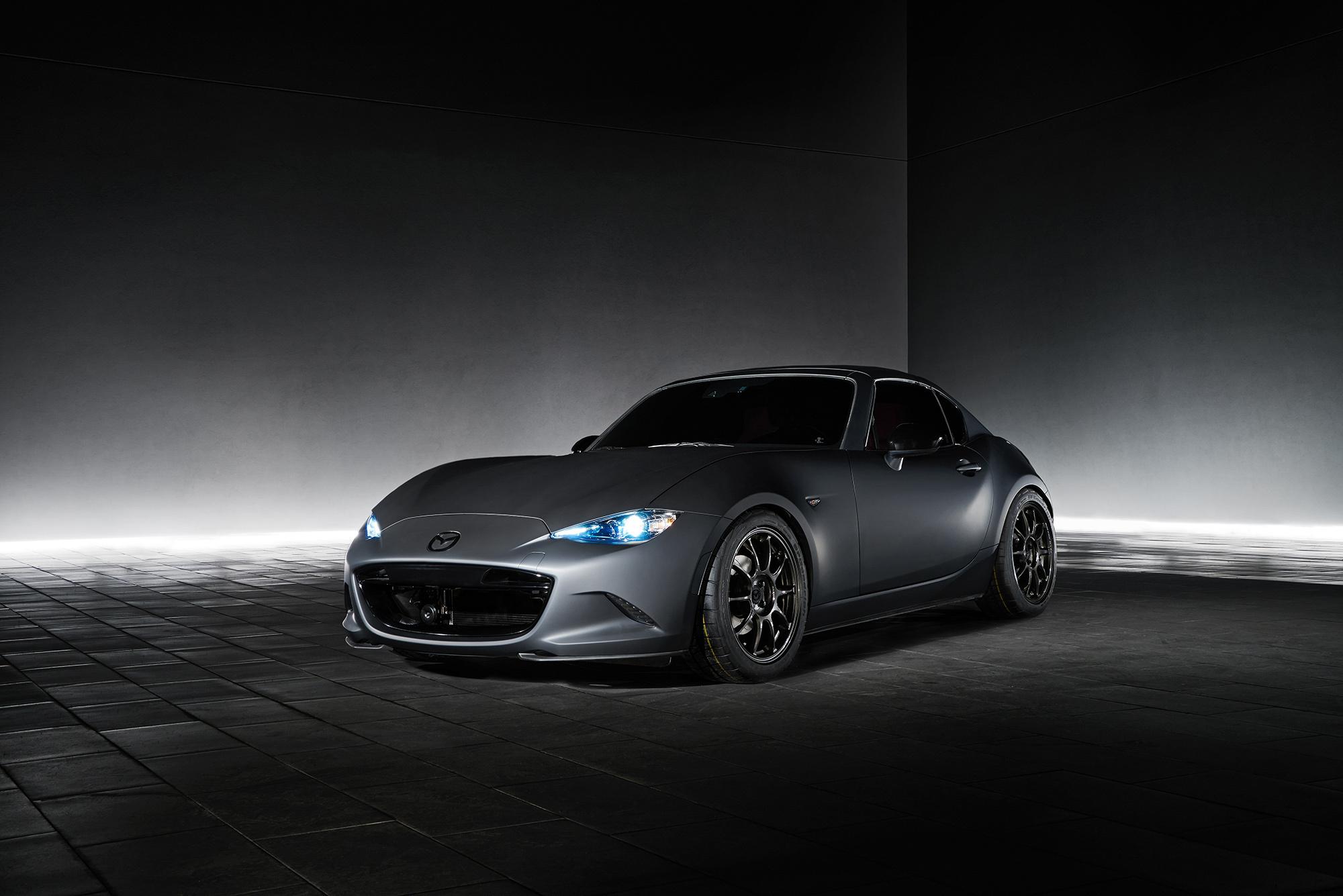 Mazda Mx 5 Roadster Wallpaper