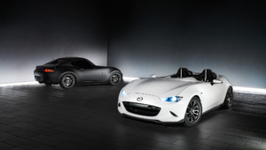 Mazda Mx 5 Roadster Wallpapers