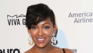 Meagan Good Hd Wallpaper