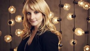 Melissa Rauch Makeup