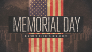 Memorial Day Widescreen