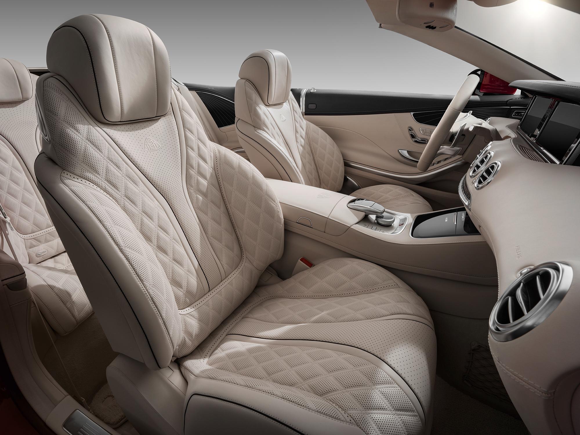 Mercedes Maybach S 650 4k