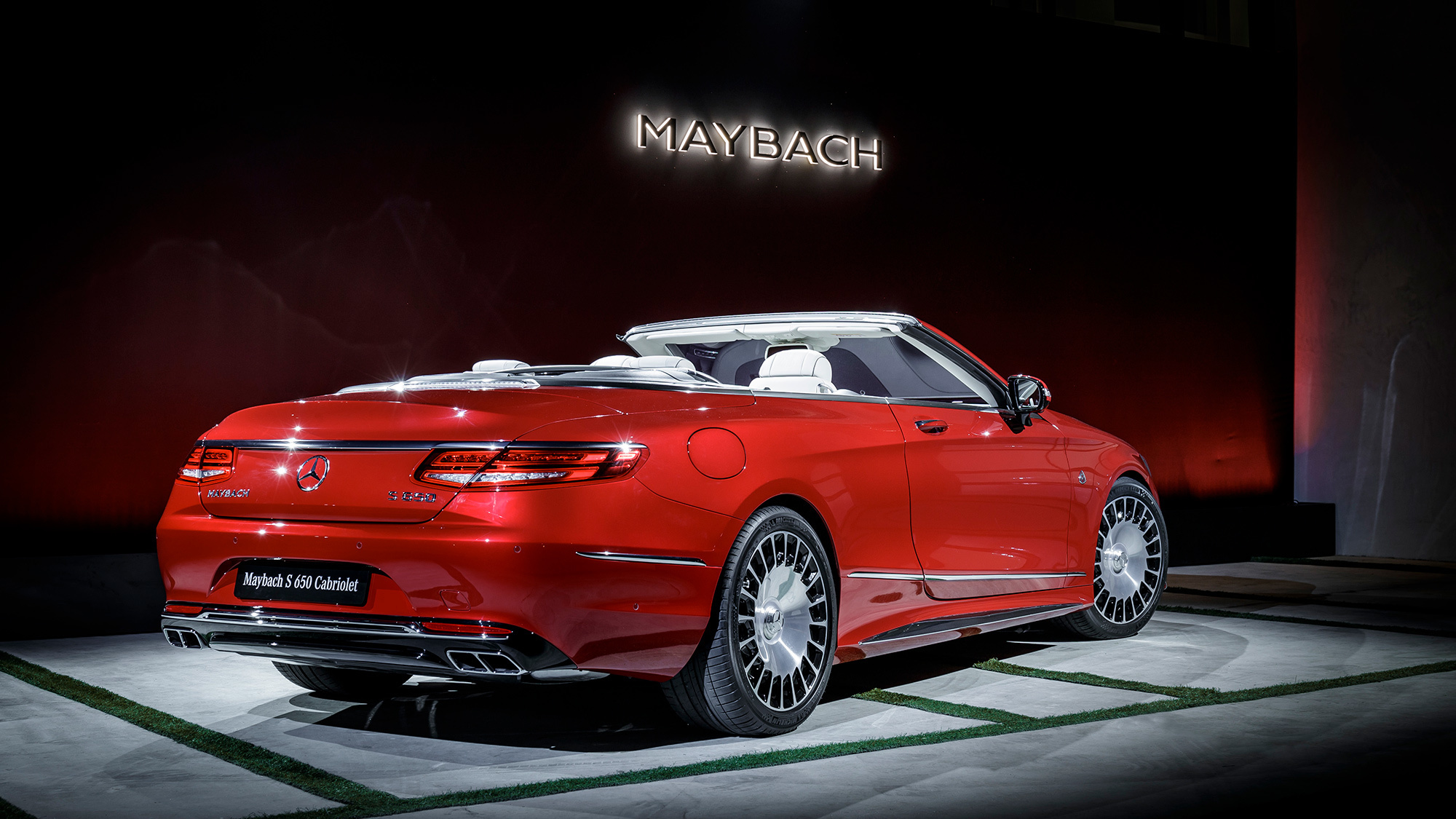 Mercedes Maybach S 650 Computer Backgrounds