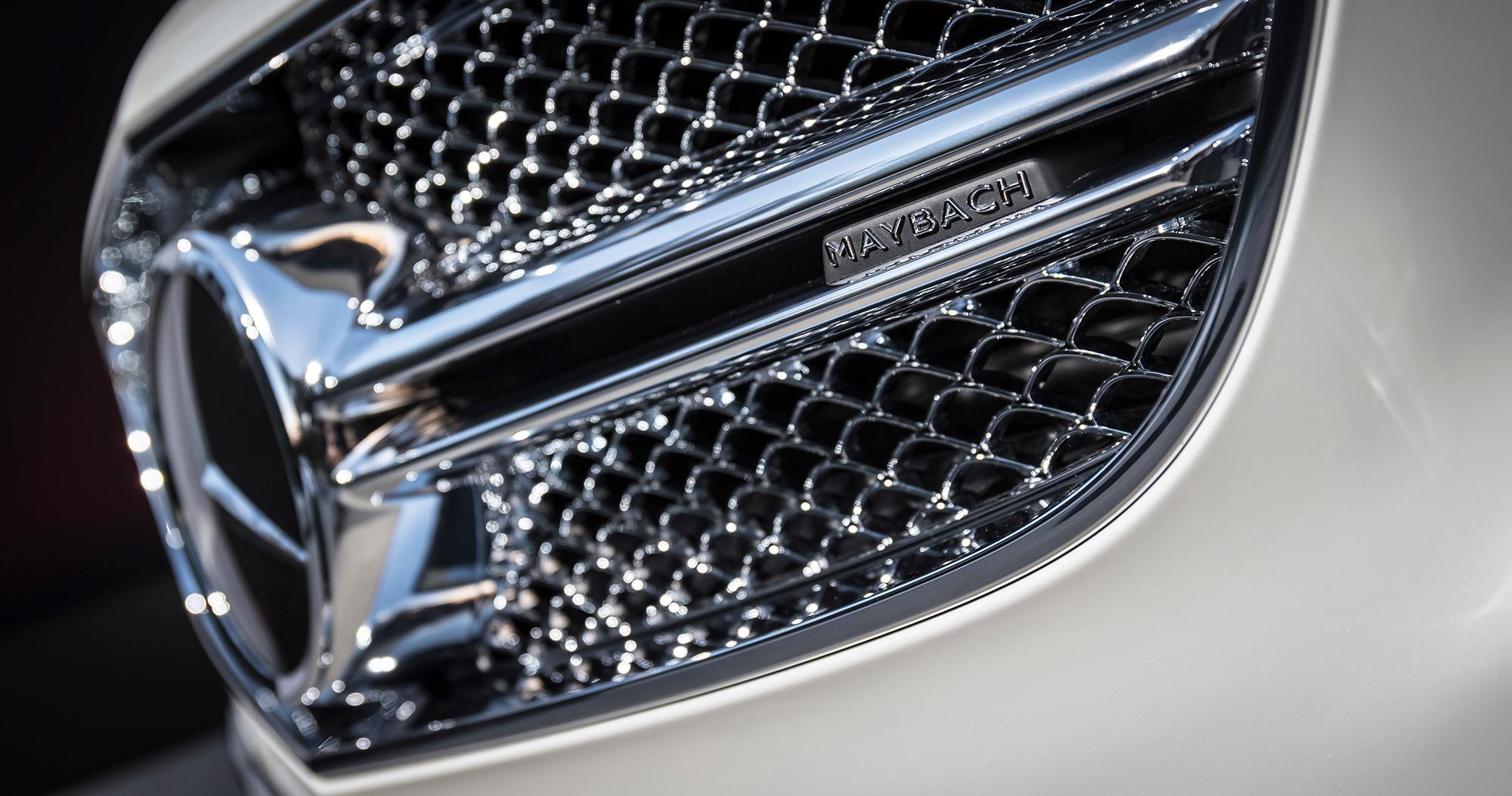 Mercedes Maybach S 650 Desktop Images