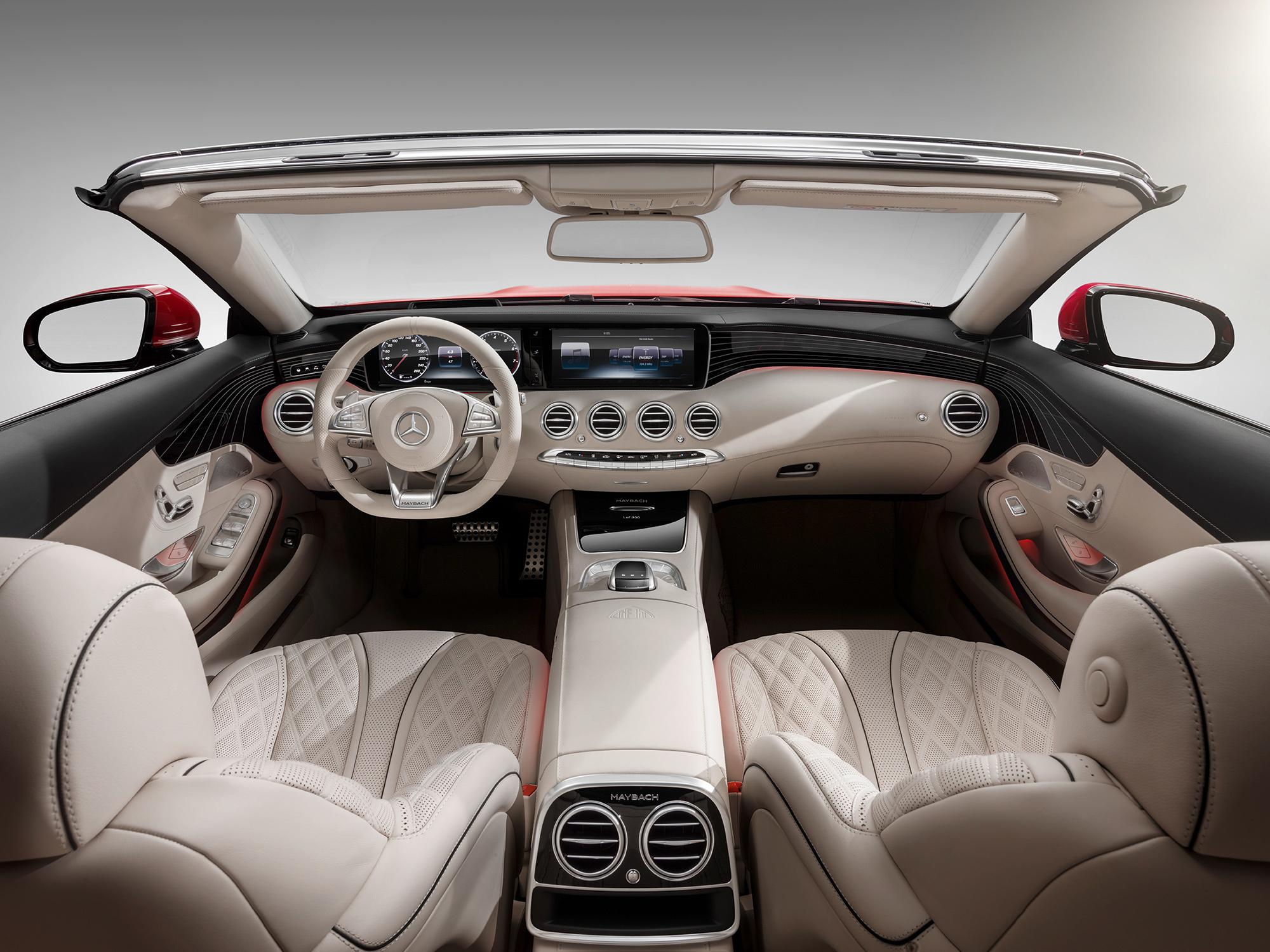 Mercedes Maybach S 650 Desktop