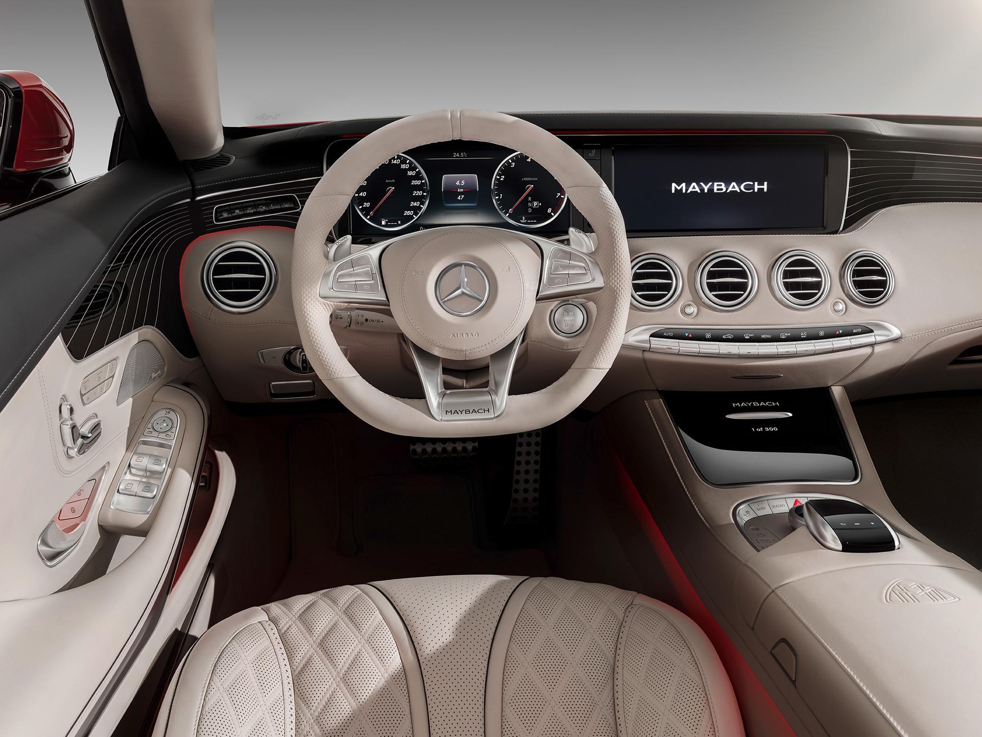 Mercedes Maybach S 650 Hd
