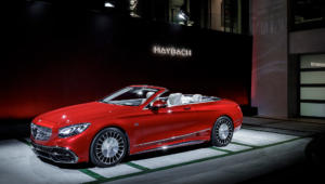 Mercedes Maybach S 650 High Definition