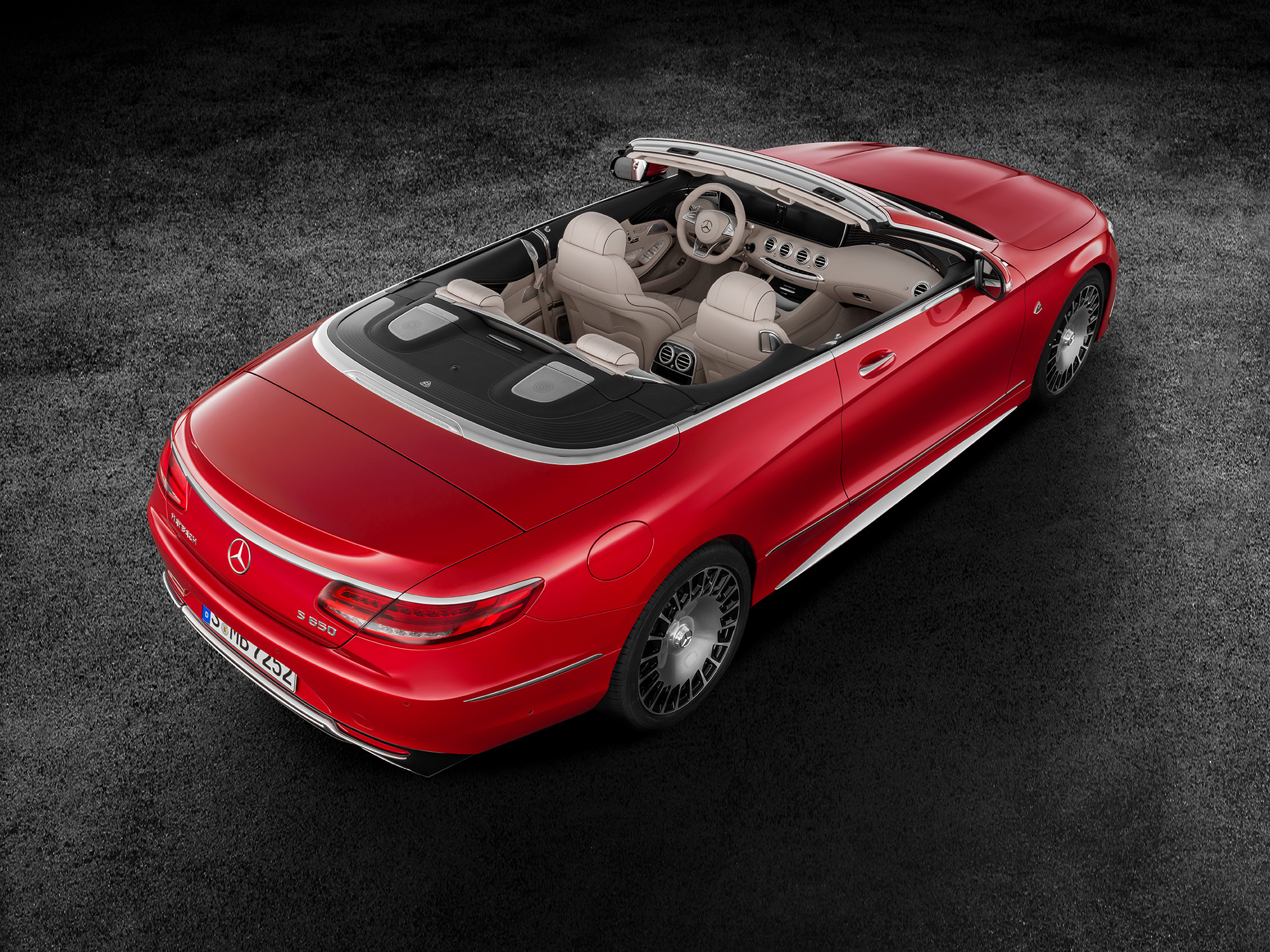 Mercedes Maybach S 650 Pictures