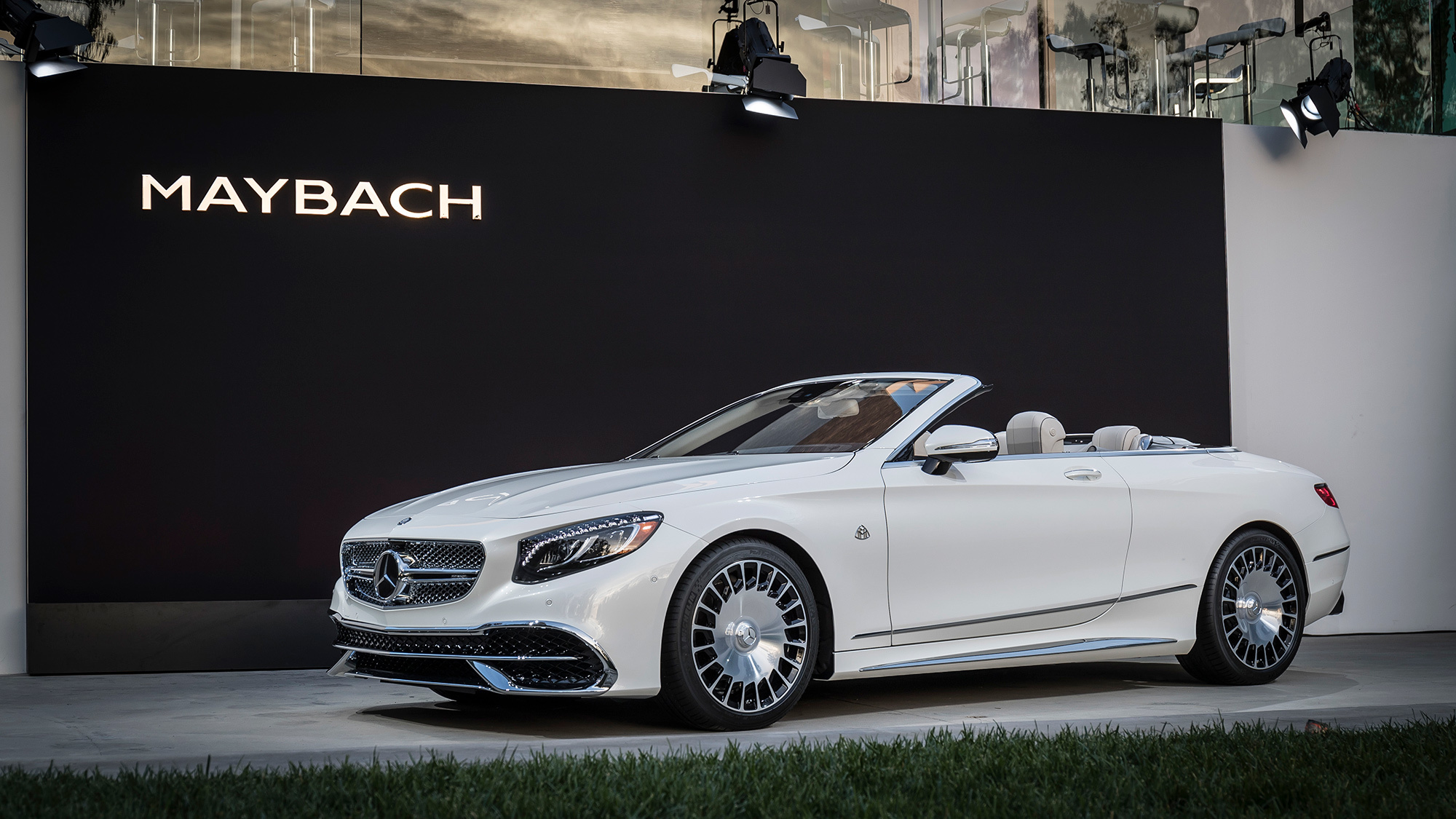 Mercedes Maybach S 650 Wallpaper For Laptop