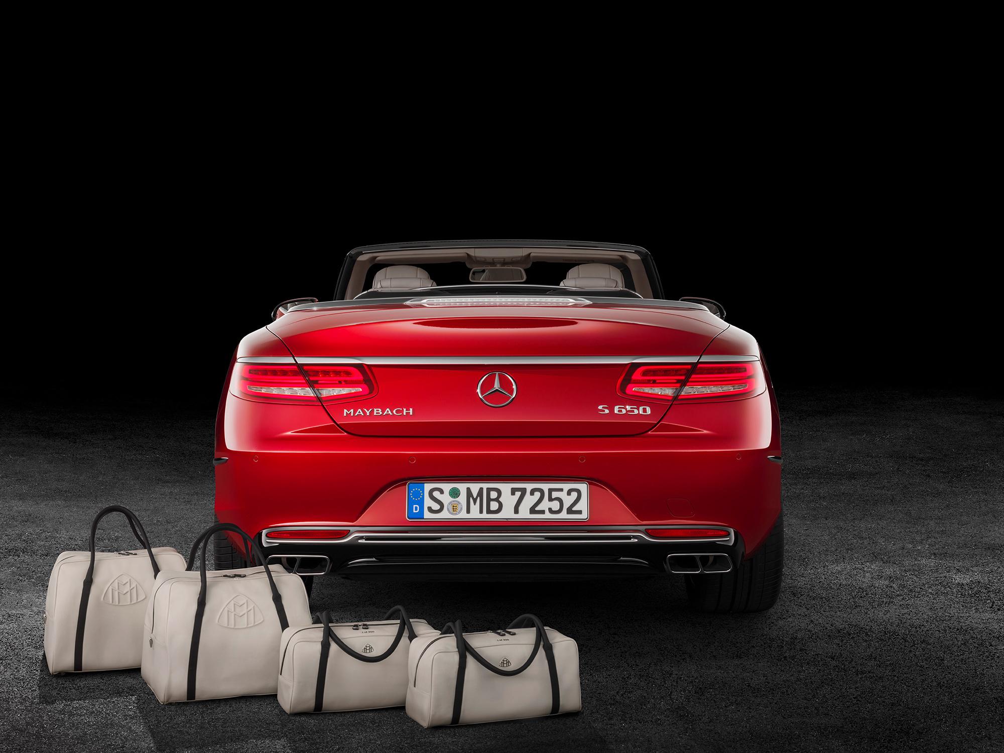 Mercedes Maybach S 650 Wallpaper