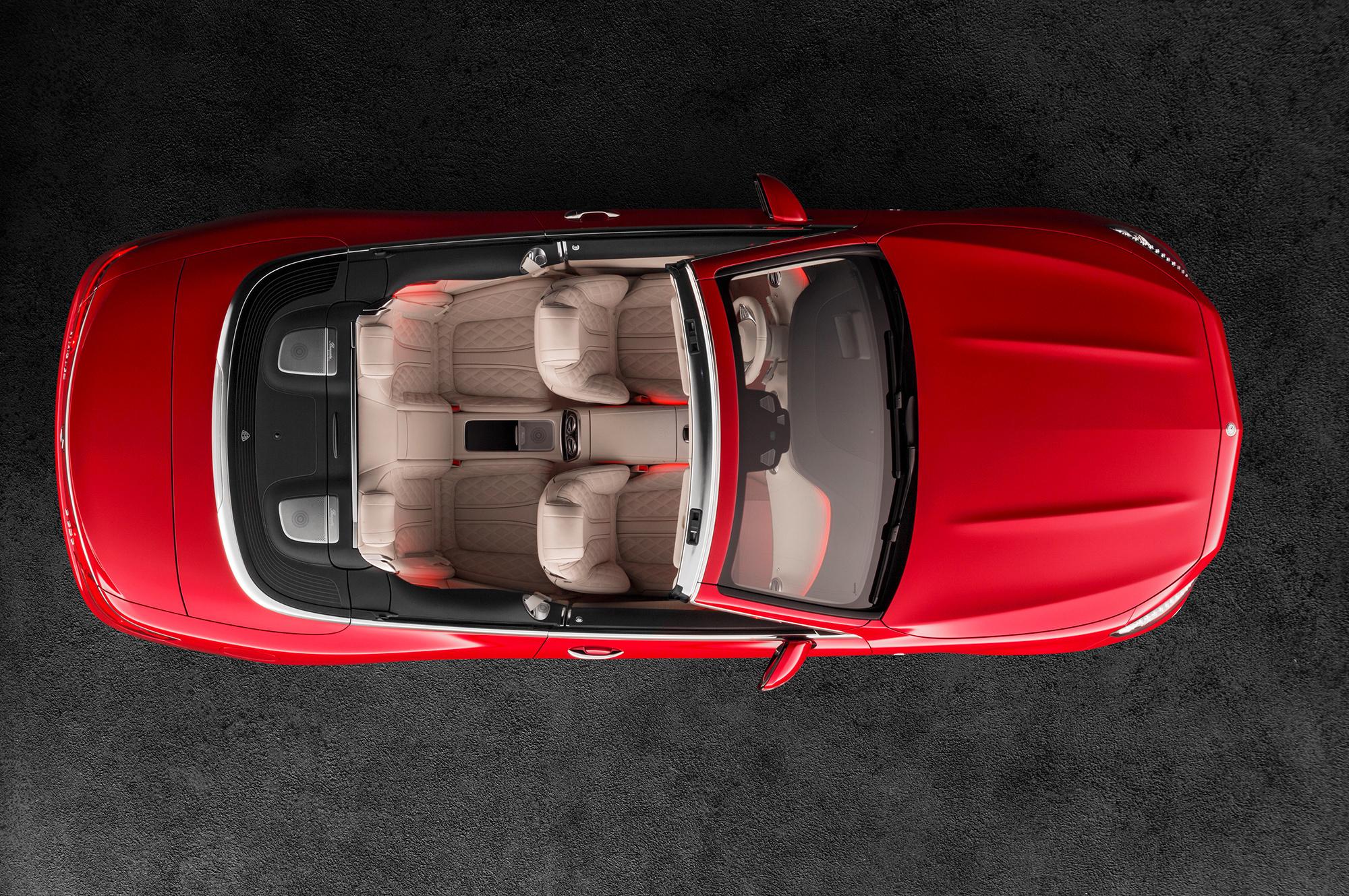 Mercedes Maybach S 650 Widescreen