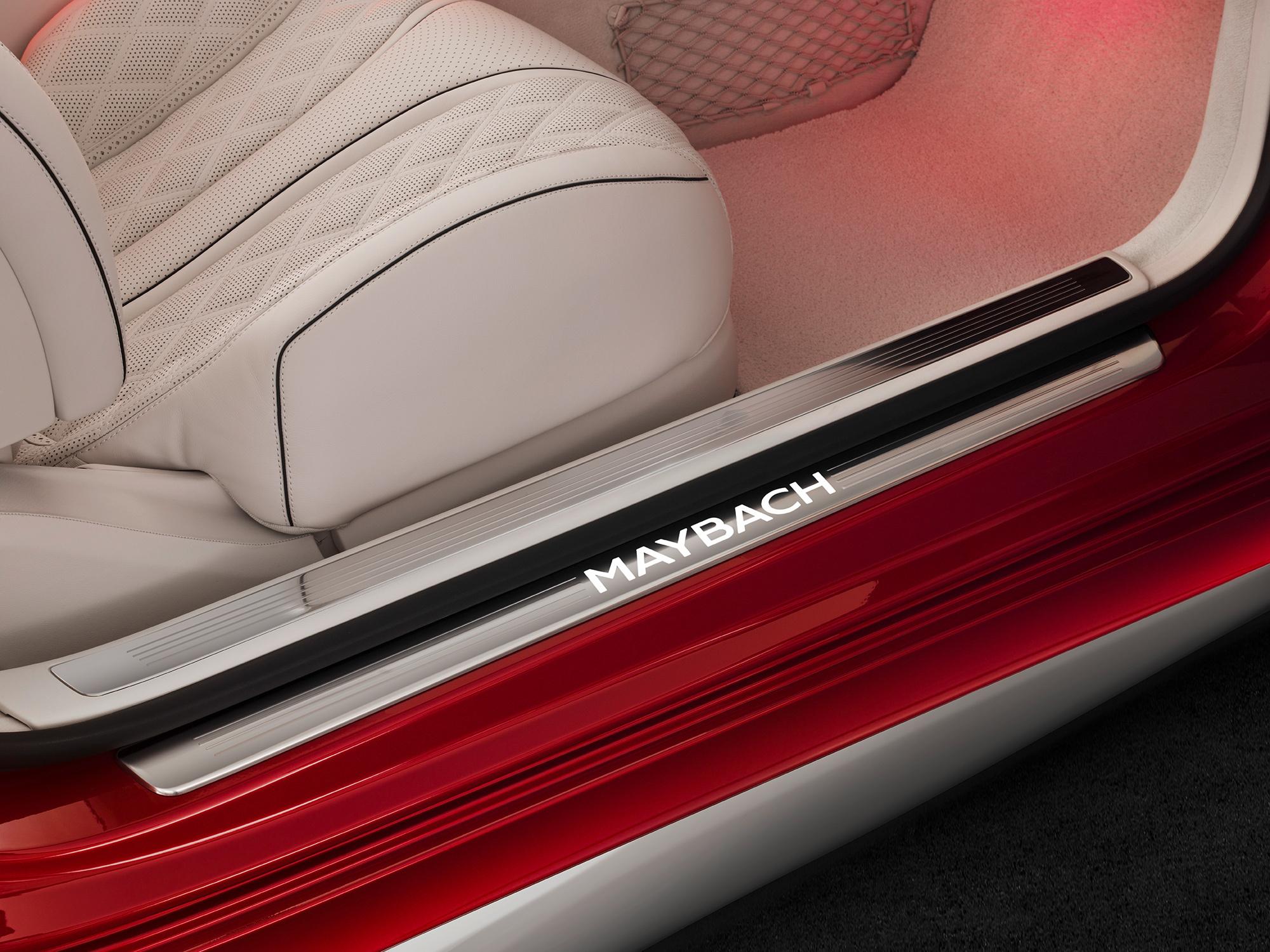 Mercedes Maybach S 650 For Desktop