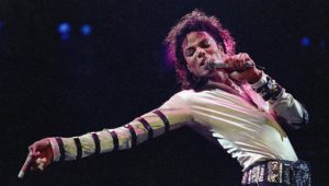 Michael Jackson High Definition