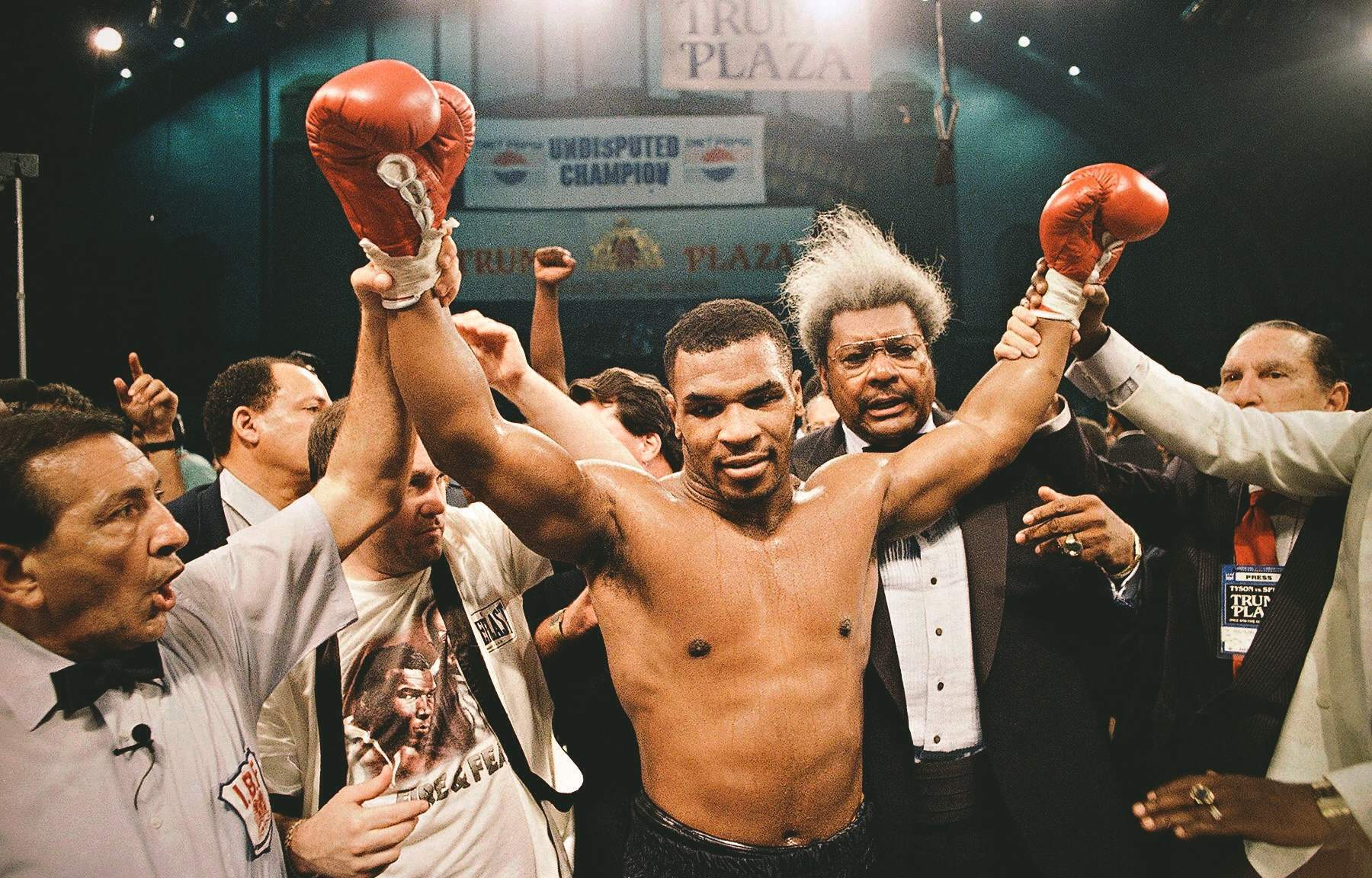 Mike Tyson High Definition