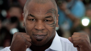 Mike Tyson For Desktop