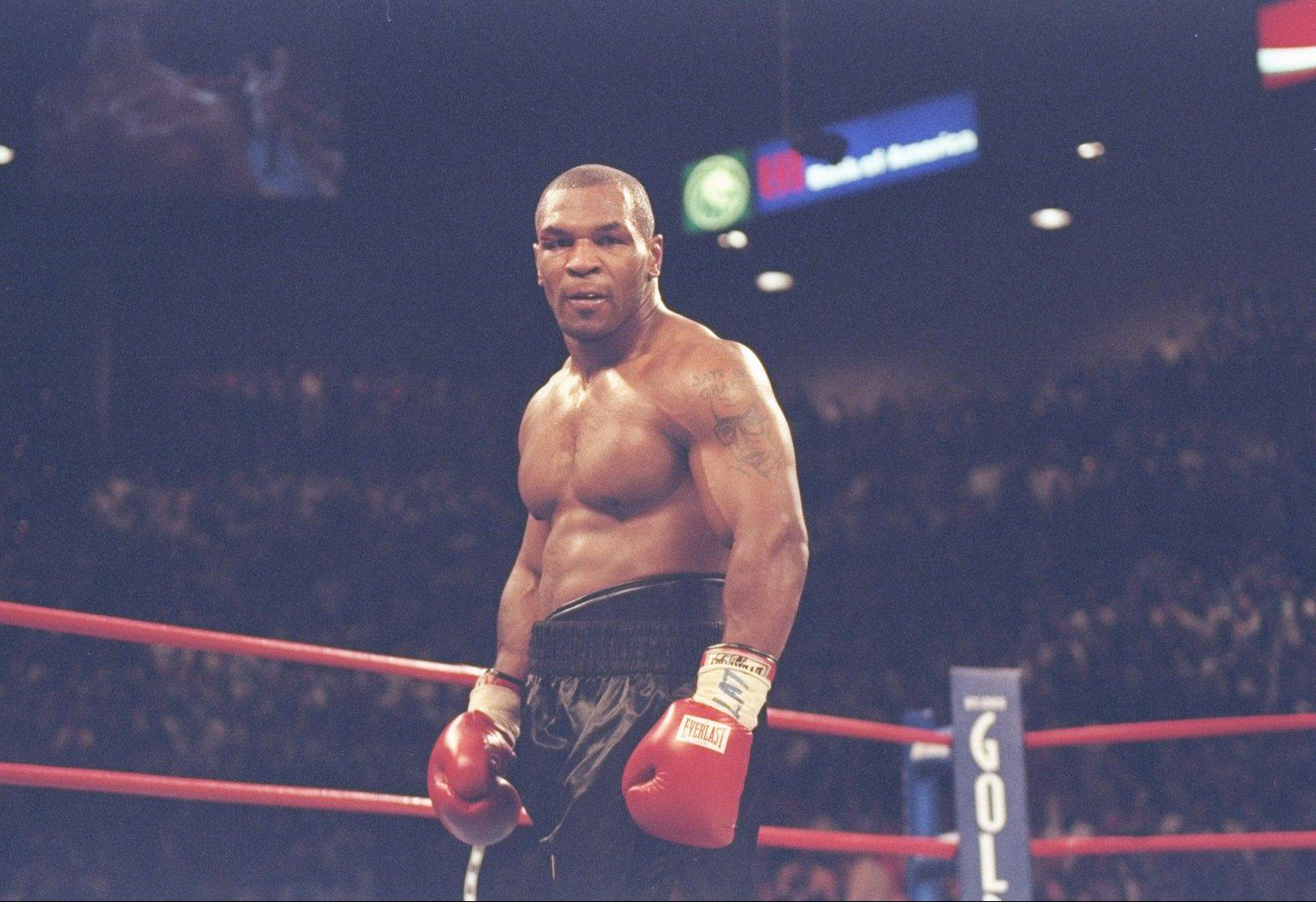 Mike Tyson Full Hd