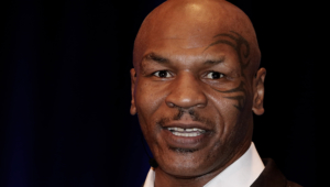 Mike Tyson Hairstyle